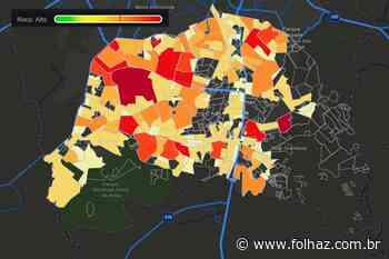 Buriti Sereno é o setor com mais casos de coronavírus em Aparecida - Folha Z