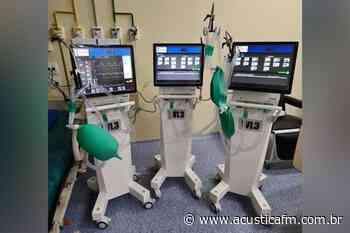 Hospital Nossa Senhora Aparecida recebe três novos respiradores - Rádio Acústica FM