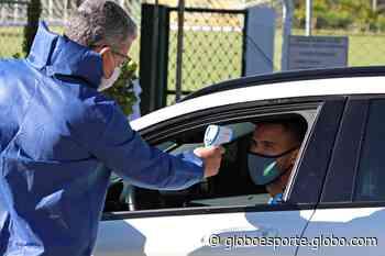 Goiás irá treinar em Trindade enquanto aguarda autorização de Aparecida de Goiânia - globoesporte.com