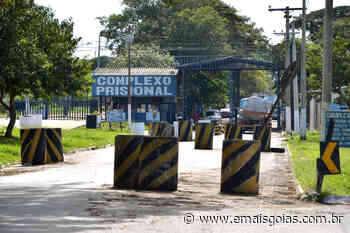 Justiça cobra ações do governo contra Covid-19 em prisão de Aparecida - Mais Goiás