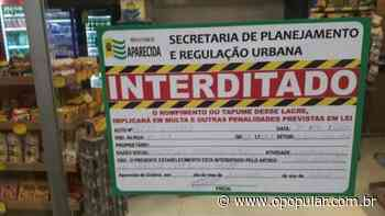 Loja de conveniência é interditada por aglomeração em Aparecida de Goiânia - O Popular