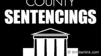 Cumberland County Sentencing List for June 23 - The Sentinel