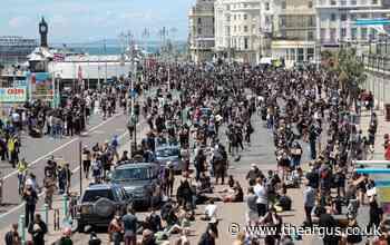 Brighton Black Lives Matter set to protest again