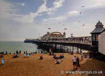 Win tickets to be the first back on Brighton Palace Pier