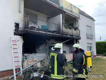 Brand im Mehrfamilienhaus in Goch: Ausgedehntes Feuer brach in der Küche aus - Gocher Wochenblatt - Lokalkompass.de