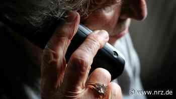 Goch: Falsche Polizisten rufen aktuell vielfach Senioren an - NRZ