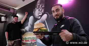 Krefeld: Der Burger-Laden Reef'n'Beef will einen Lifestyle vermitteln - Westdeutsche Zeitung