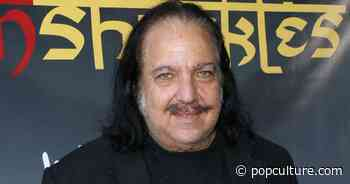 Ron Jeremy Mug Shot Released After He's Officially Charged With Rape - PopCulture.com