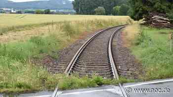 Schienennetz zwischen Bohmte und Holzhausen wird ausgebaut - noz.de - Neue Osnabrücker Zeitung