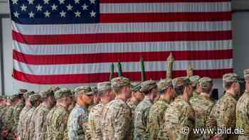 Laut Pentagon - US-Truppenabzug aus Deutschland beschlossen - BILD