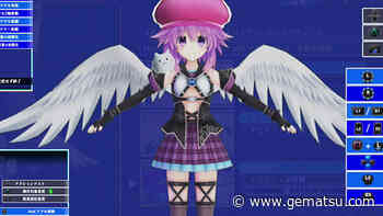 Neptunia Virtual Stars details MoE Accessories - Gematsu