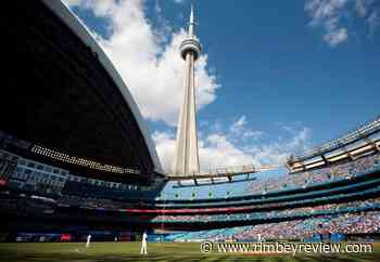Blue Jays to hold summer training camp at Toronto's Rogers Centre - Rimbey Review