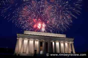 Trump plans huge July 4 fireworks show despite DC's concerns - Rimbey Review