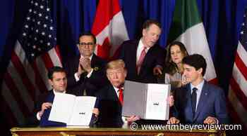 Lighthizer celebrates USMCA, promises enforcement as trade deal comes into force - Rimbey Review