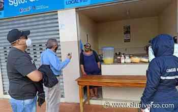 Locales de comida del mercado de Bahía de Caráquez reinician labores - El Universo