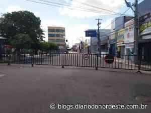 CDL pede flexibilização de atividades comerciais em Iguatu - Blogs Diário do Nordeste