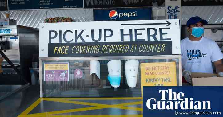 Global report: horror week for US as coronavirus records tumble