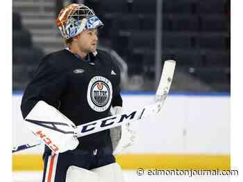 Glass half-full for top Edmonton Oilers goaltending prospects