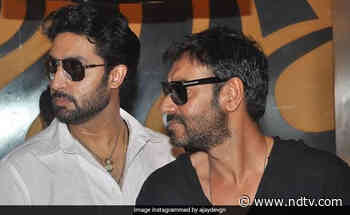 Ajay Devgn Congratulates Abhishek Bachchan On Clocking 20 Years In Bollywood. Read His Post - NDTV