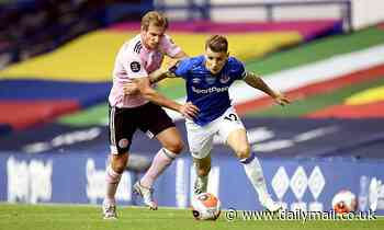 Chelsea and Manchester City 'identify Everton's Lucas Digne as an alternative to Ben Chilwell'