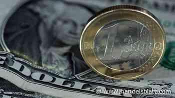 Euro/Dollar: Euro stabilisiert sich nach Verlusten vom Vortag