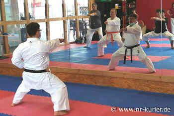 Karate Landestrainer Marcus Gutzmer beim KSC Puderbach - NR-Kurier - Internetzeitung für den Kreis Neuwied