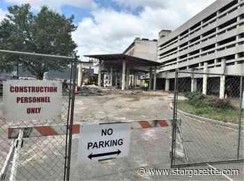 Elmira revitalization: Work underway on Clemens Square improvement project - Star-Gazette