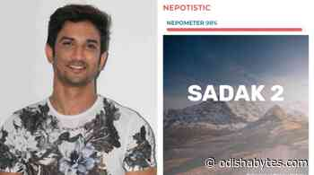 Sushant Singh Rajput's Family Launches Nepometer To Expose Nepotism In Bollywood - OdishaBytes