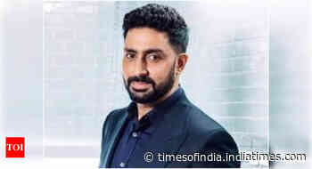 Abhishek Bachchan celebrates his 20-year journey in Bollywood - Times of India