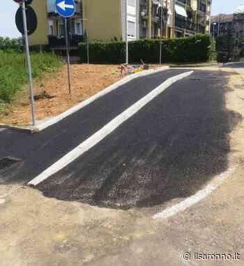 Asfalti in città: a Limbiate aperto il cantiere estivo - ilSaronno