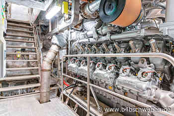 MTU-Gasmotoren von Rolls-Royce erstmals in neuer Doeksen-Fähre - Lindau / Bodenseeregion - B4B Schwaben