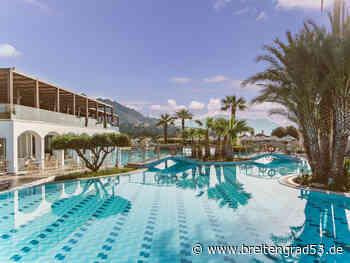 Jetzt Urlaub buchen! Rhodos, Griechenland   Lindos Imperial Resort & Spa ☀️Sommer 2020 - breitengrad53.de