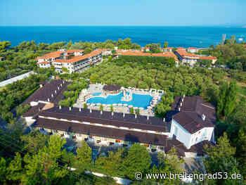 Jetzt Urlaub buchen! Chalkidiki, Griechenland   Acrotel Athena Residence ☀️Sommer 2020 - breitengrad53.de