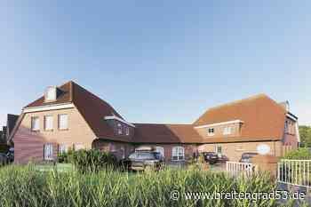 Jetzt Urlaub buchen! Nordseeküste, Deutschland   Haus Friesenhörn ☀️Sommer 2020 - breitengrad53.de