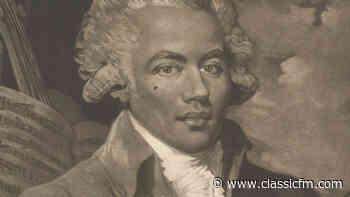 The life of 'Black Mozart', 18th-century composer Joseph Boulogne, Chevalier de Saint-Georges - Classic FM