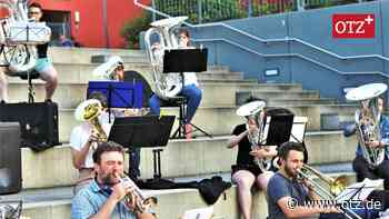 Die Jenaer Brassbands proben wieder