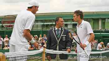 A Chair Umpire's View of John Isner-Nicolas Mahut: Baby News, Toilet Breaks Can Wait - ATP Tour