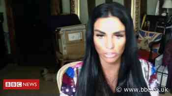 Katie Price wants new law for social media abuse trolls