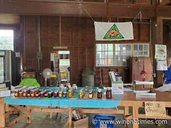 Vaiden Farmer's Market now open - Winona Times