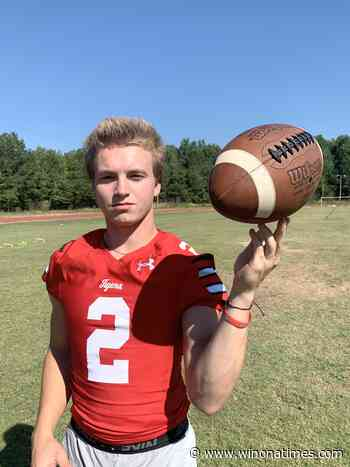 Winona's Blake Cooper ready to bounce back from injuries - Winona Times