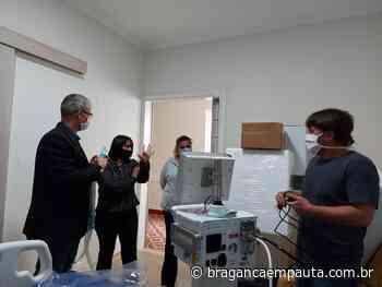 Serra Negra recebe dois ventiladores pulmonares do Governo do Estado - Jornal Bragança Em Pauta