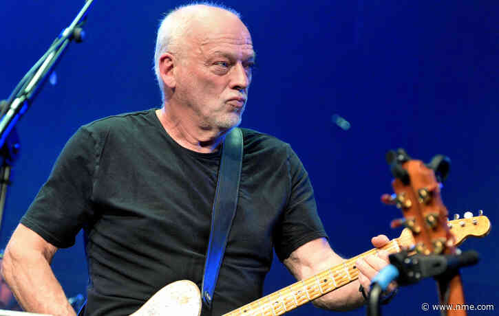 David Gilmour debuts 'Yes, I Have Ghosts', his first new track in five years