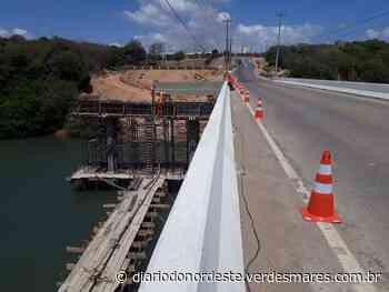 Ponte de rodovia que liga Fortaleza ao Porto das Dunas, em Aquiraz, será bloqueada durante a noite - Metro - Diário do Nordeste
