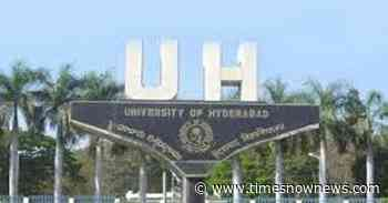 University of Hyderabad forms task force for resumption of academic activities - Times Now