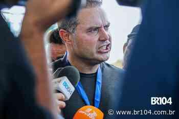 Renan Filho cancela visita a União dos Palmares após protesto de motoristas - BR 104
