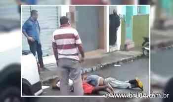 Policial à paisana impede homicídio no Centro de União dos Palmares - BR 104