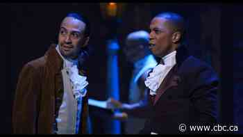 Hamilton — film version of Broadway smash hit — arrives with much-needed burst of inspiration