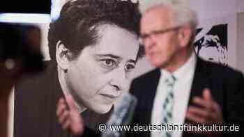 Winfried Kretschmann über Hannah Arendt - Es zählen die Argumente, nicht die Meinungen - Deutschlandfunk Kultur