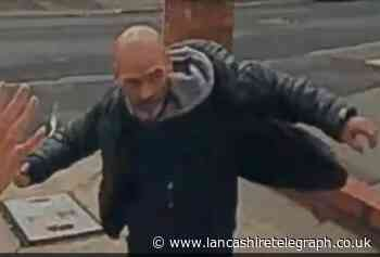APPEAL: Wanted man threatened police officer with needle