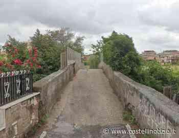 Ciampino - Al via i lavori di demolizione e ricostruzione del ponte di San Paolo della Croce - Castelli Notizie